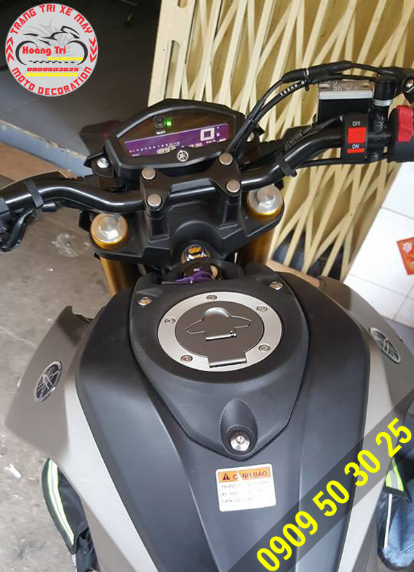 Được sử dụng cho xế TFX của Yamaha hàng nhập khẩu nguyên chiếc