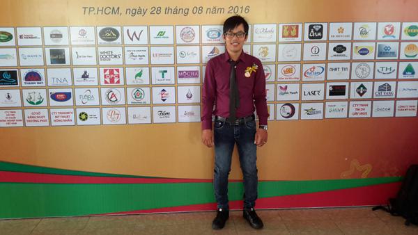 Hoàng Trí đạt TOP 100 thương hiệu uy tín năm 2016 4