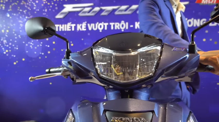 Future 2018 được trang bị đèn pha công nghệ LED hiện đại