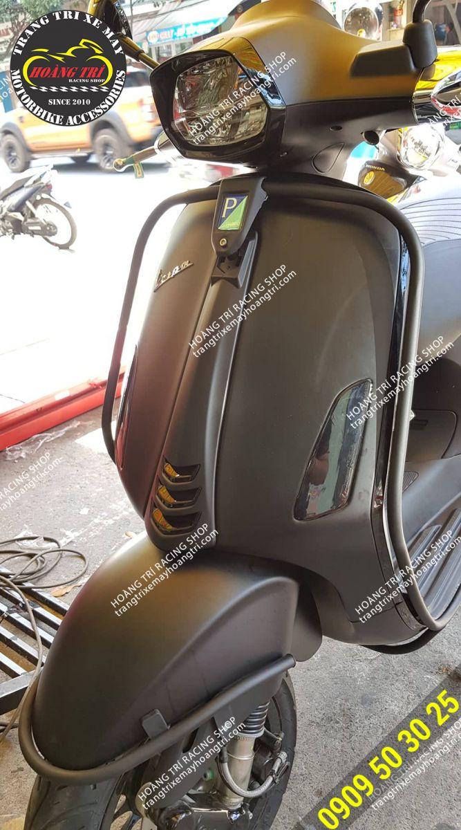 Tông sẹc tông với màu xe mang lại cảm giác hoàn hảo hơn