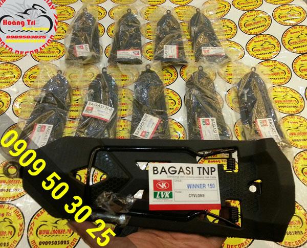 Baga nhựa đen winner 150 đã có mặt tại Hoàng Trí Racing Shop