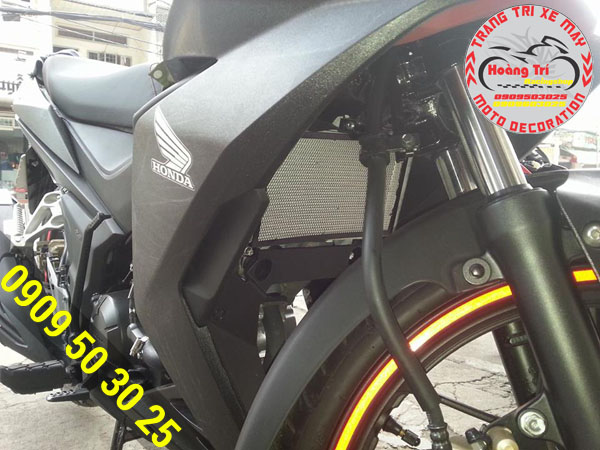 Che két nước xe winner 150