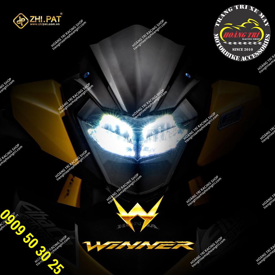 Đèn pha LED Winner V1 mang đến ánh sáng tuyệt hảo dành cho bạn