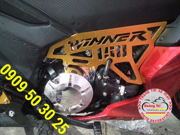 Hông gió CNC - Đồ chơi xe Winner