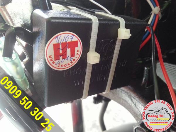 Khóa chống trộm iky bike - bảo vệ an toàn cho xế