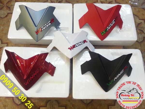 Nhiều màu sắc đa dạng với sản phẩm mão đầu đèn Indo cho winner 150
