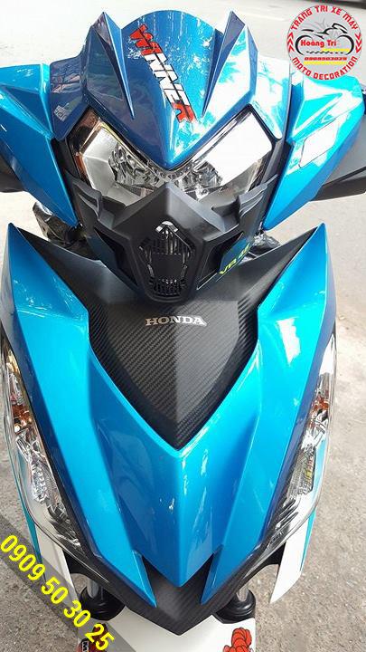 Mặt nạ Ninja trên màu mới của xế yêu Winner
