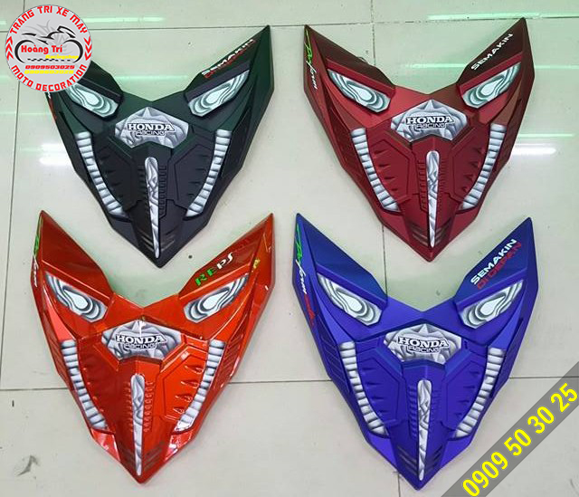 Mặt nạ Racing version 2 cho Winner 150