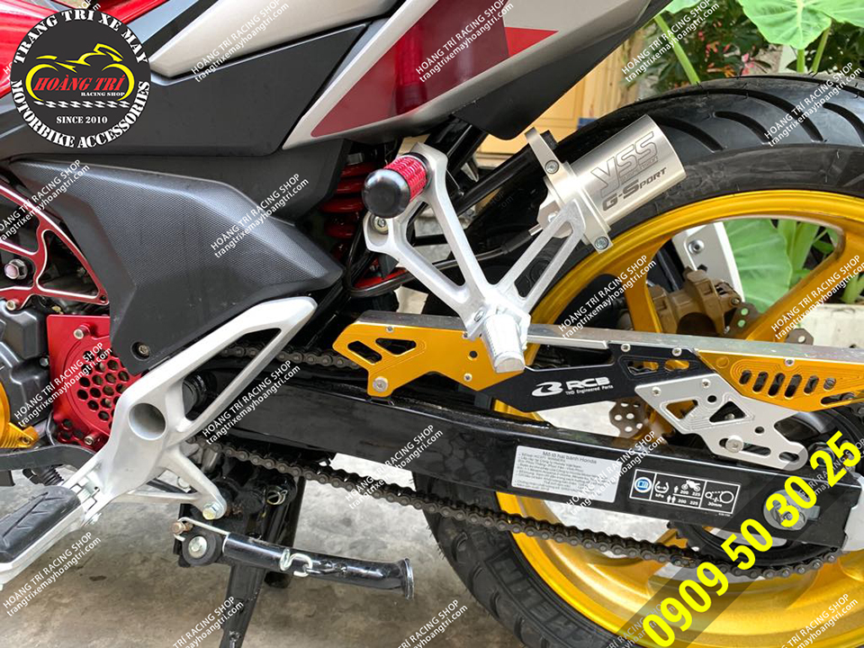 Come to Hoang Tri Racing Shop to experience the quality of products and services