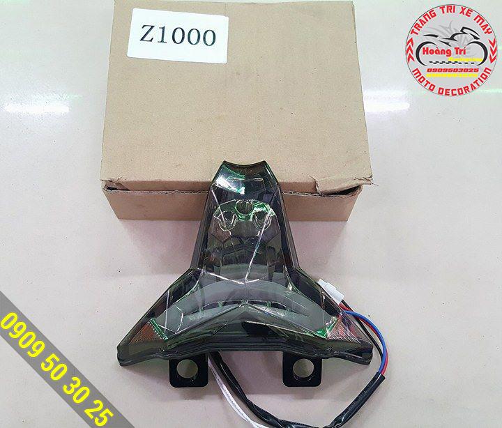 Đèn Z1000 có thêm si nhan tiện ích