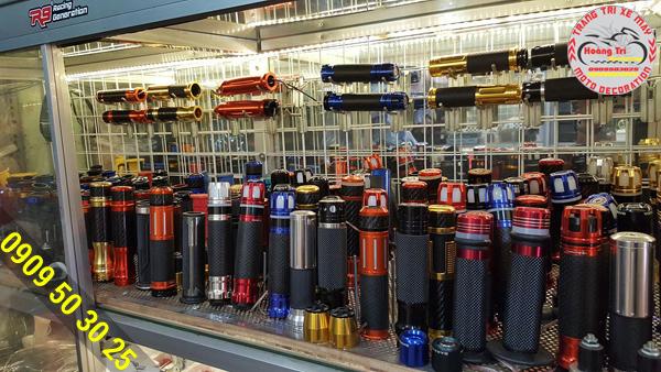 Bao tay kiểu các loại tại Hoàng Trí Racing Shop